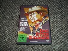 Zwei Ritten Zusammen (James Stewart / Richard Widmark) - DVD (John Ford)