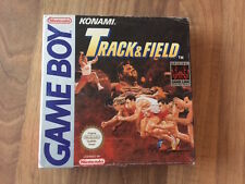 GB:    TRACK AND FIELD      Game Boy