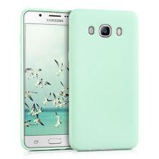 kwmobile TPU Schutz Hülle für Samsung Galaxy J5 (2016) DUOS Mintgrün matt Case