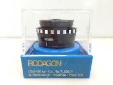 Rodenstock Rodagon 50mm f/2.8 Enlarging Lens from Germany Vintage