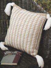 "NEW Magnificent Mosaics Table Runner 17 x 37 1//2/"" - Pattern Crochet"