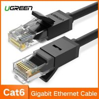 Ugreen Ethernet Cable CAT6 Internet Network Patch Cord RJ45 For PS4 Xbox 5m-25m