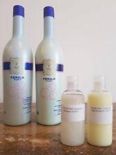 Eternity Liss 1 L Smoothing Perola Brazilian Hair Straightener 100/200/300Ml Kit