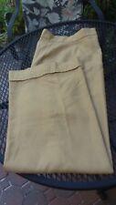 Vintage 70s womens/ jrs high waist pants w/ 12 in bell bottoms Waist 27 X 30 in