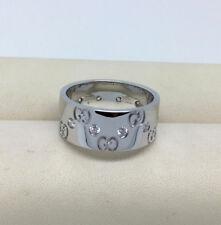 GUCCI Icon Diamant Ring 18kt Weißgold RW59