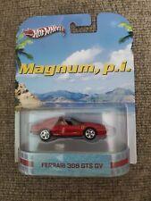 """Hot Wheels """"MAGNUM PI"""" Ferrari 308 MISP"""