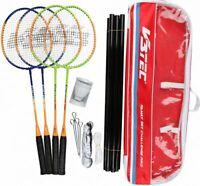 V3Tec Challenge Pro Family Badminton Set sortiert