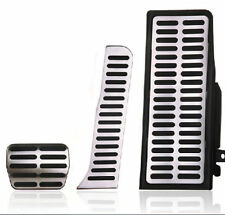 Stainless Steel Car Brake Pedal for VW Passat B6 B7L CC AT LHD
