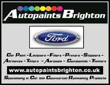 Ford Diamond White Cellulose Car Paint 2.5 Litre Gloss