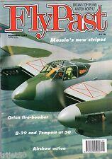 Flypast 1992 September B-29,Tempest,Ansty