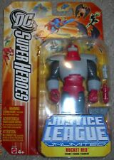 DC SuperHeroes Justice League Unlimited (2006) ROCKET RED