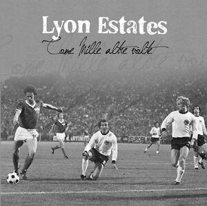 """Lyon Estates - Come Mille Altre Volte 7"""" VERSE CARRY ON HAVE HEART"""