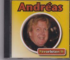 Andreas-Favorieten II cd album