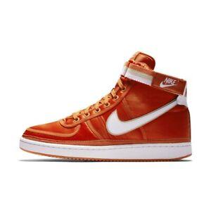 DS NIKE Vandal High 318330-800   Size 9 Nylon Orange Size NIB OG Vintage Coral