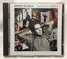 ROBERT PALMER – ADDICTIONS VOLUME 2 - CD ALBUM Every Kinda People Sneakin' Sally