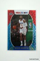 2020-21 Panini NBA Hoops Marcus Morris Sr. #10 Teal Explosion SP LA Clippers