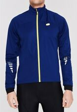Sugoi RS180 Cycling Jacket Mens Blue Fitness Top Mens Size Large L *REF159