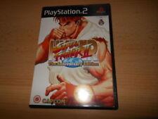 Videogiochi manuale inclusi Street Fighter per la lotta