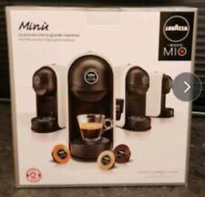 LAVAZZA A MODO MIO MINÙ COFFEE MACHINE - Brand new in box