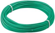 Goobay Insulated copper wire green 10m 1-wire multistrand 18 x 0.1 mm 10m 55042