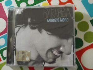 Fabrizio Moro Barabba CD, EP Atlantic - 5051865462729 Italy 2009 NM/NM
