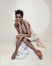 Halle Berry signed 11x14 photo