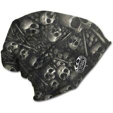 Spiral Direct CATACOMB beanie hat biker/gothic/skulls/bones/cotton/metal/horror