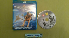 COMME CHIENS & CHATS LA REVANCHE DE KITTY GALORE 3D  BLU-RAY DISC