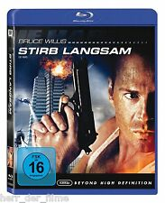 STIRB LANGSAM (Bruce Willis) Blu-ray Disc NEU+OVP