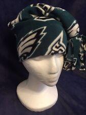 Fringe Top Long Cap ~ Philadelphia Eagles (S/M)