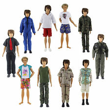 Lot 5 PCS Fashion Outfits/Clothes For Barbie's boy friend Ken Doll Y01