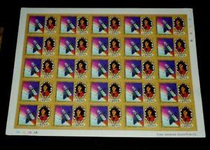 LIBERIA #657, 1973, SPACE, NICOLAUS COPERNICUS, IMPERF.SHEET/25, MNH, NICE LQQK