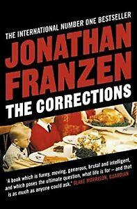 The Corrections, Franzen, Jonathan, Used; Good Book