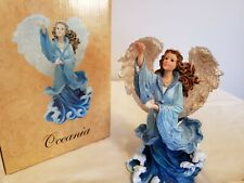 Oceania Angel of the Seas Charming Angels by The Boyds Collection w/box