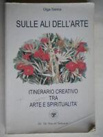 Sulle ali dell'arte Itinerario creativo Serina libro pittura poesia religione 50