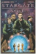 Stargate SG-1 #2 : Limited edition  : March 2004 : Avatar Comics