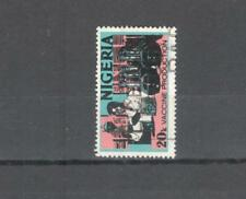 NIGERIA 291 - VACCINAZIONI  1973 - MAZZETTA DI 10 - VEDI FOTO