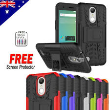 Tough Heavy Duty Strong Case Cover For Telstra Signature 2 / LG K10 2017