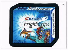 2006 Topps Wacky Packages Series 3 Cursed FrightStrips Trading Card 18 ANS3