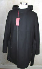 BOSS by HUGO Manteau Margo 48 M Hiver Duffle Coat 38r Jacket Black Veste Neuf