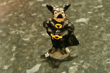 RARE colourbox MAIALE BATMAN denominata batham anni' 90 FIGURINA collectible
