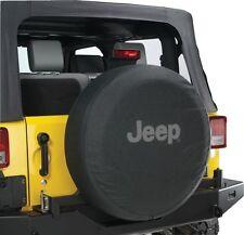 Jeep Wrangler Mopar Spare Tire Cover 82209951AB