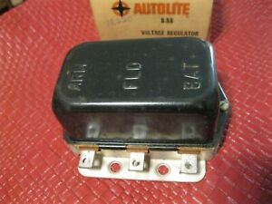 NOS 1960-1961 Studebaker Lark,Truck 12 volt Voltage Regulator