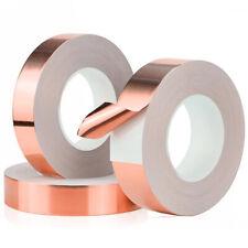 Heat Resist Adhesive Copper Foil Tape Conductive Repair Tape Single Side
