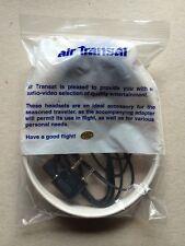 Air Transat In Flight Headphones