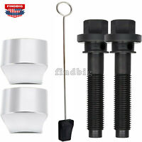 Camshaft Pulley Bolt Phaser Lock Out Kit Timing Chain Tool For Ford 4.6/5.4L 3V