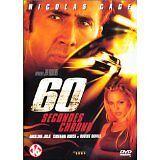 60 SECONDES CHRONO - SENA Dominic - DVD