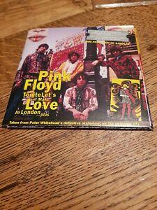 Pink Floyd Tonight Lets All Make Love Cd