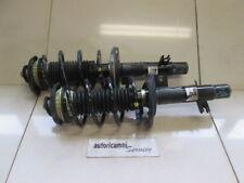 CITROEN C3 1.4 B 5M 70KW (2010) RICAMBIO COPPIA AMMORTIZZATORI ANTERIORI 9672655
