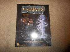 Ars Magica The Broken Convenant of Calebais